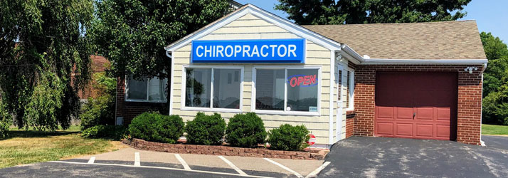 Chiropractic Eastgate OH Outside